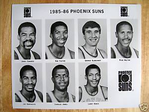 1985 Георги Глушков Phoenix Suns