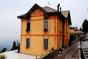 Къщата на Пенчо Славейков в Комо, Италия