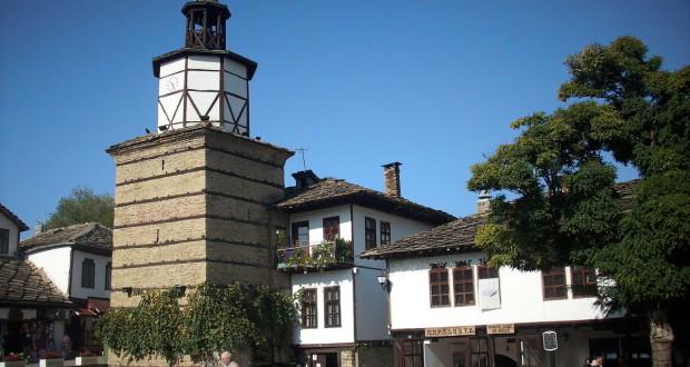 Часовникова кула - Трявна
