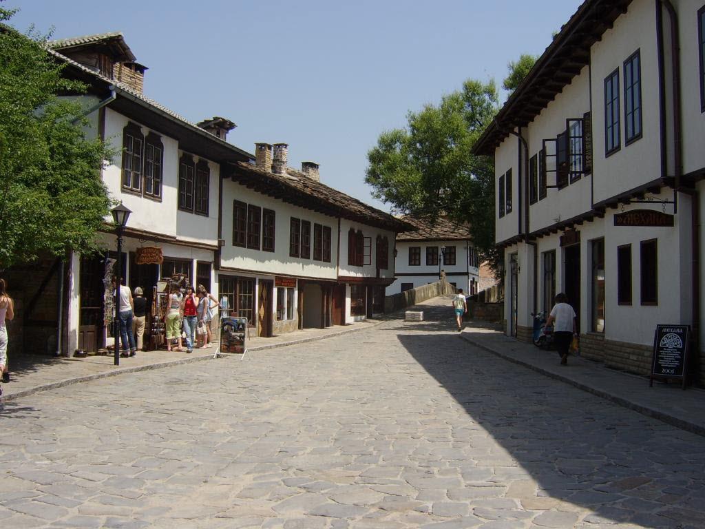 Старата улица - Трявна