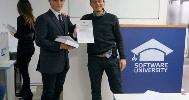 "Радослав Бонев с поредна престижна награда по ""Информационни технологии"""