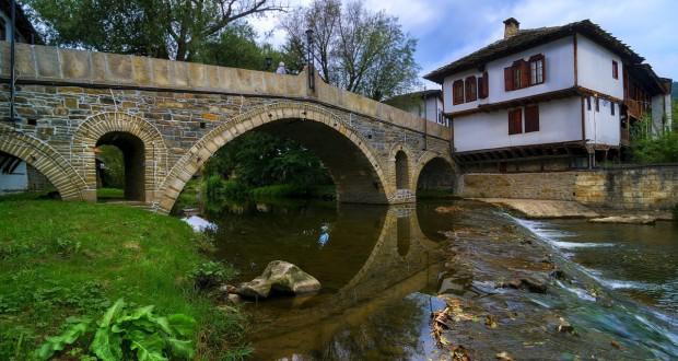Кивгиреният мост - Трявна
