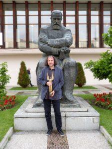 Носителят на първата Славейкова награда за лирика Петър Чухов спечели и тазгодишното издание на конкурса