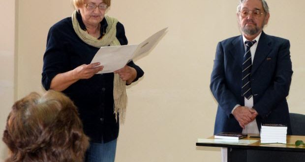 Премиера на най-новата книга на писателя Стоян Цонев в Трявна и Габрово