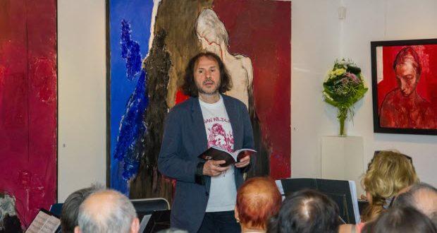 Поетът Петър Чухов: Атмосферата тук е прекрасна и е важно да я запазите…