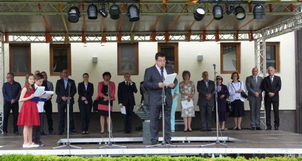 Кметът Дончо Захариев откри Славейковите празници