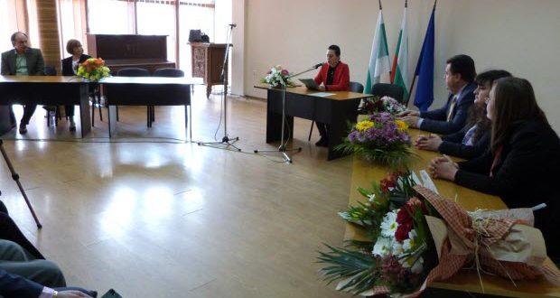 Д-р Боньо Ботев е най-новият почетен гражданин на Трявна