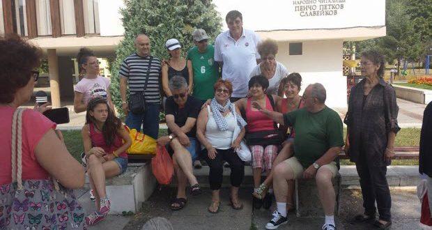 """бр. 30-31/3 август 2016 г. на в. """"Тревненска седмица"""""""